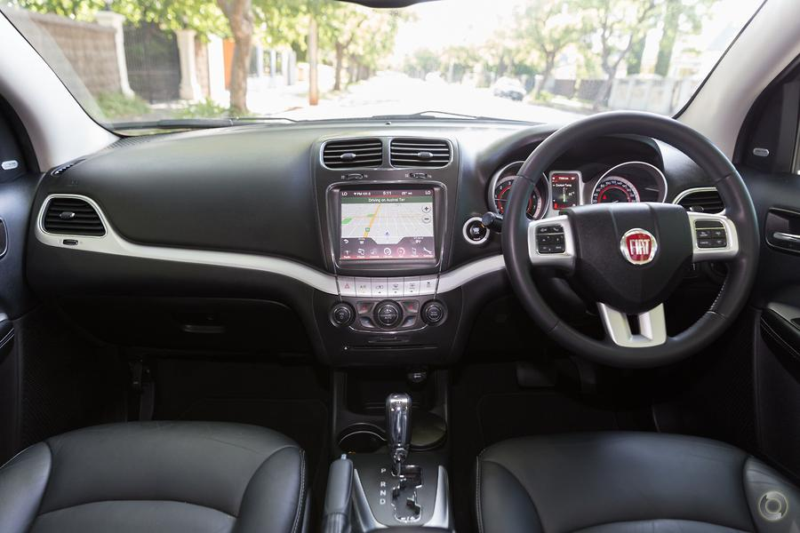 2015 Fiat Freemont Lounge JF