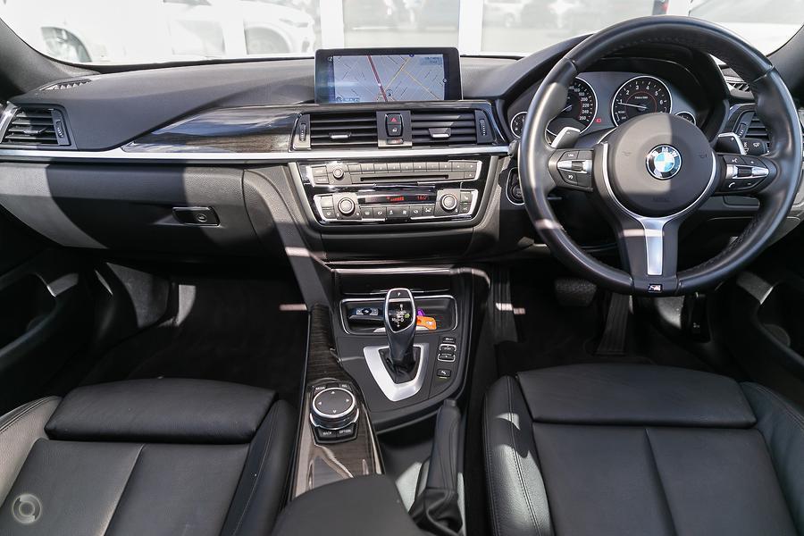2015 BMW 4 Series 420i M Sport
