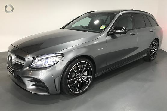 2019 Mercedes-Benz C 43 AMG