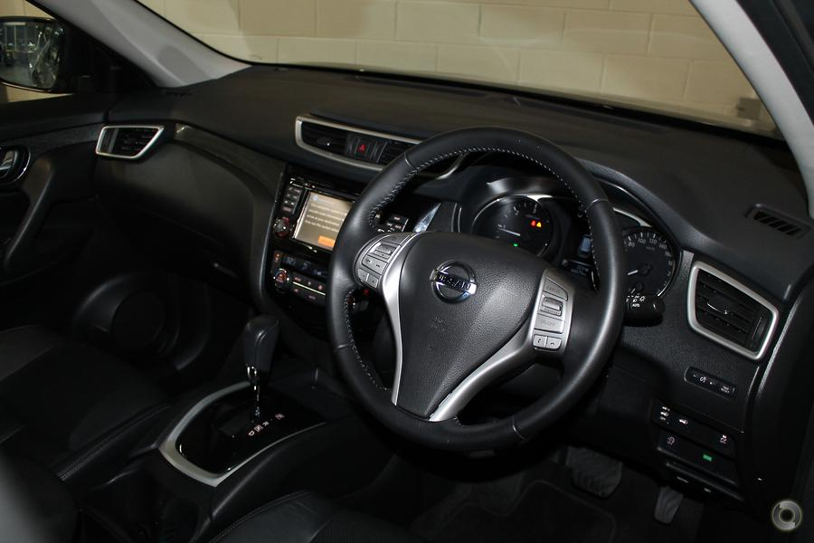 2015 Nissan X-TRAIL TL T32
