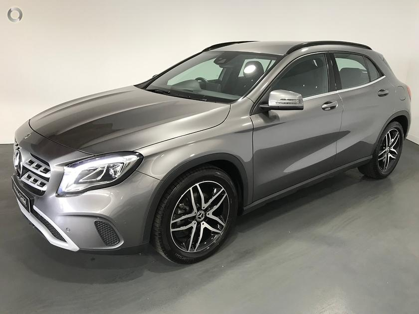 2018 Mercedes-Benz GLA 180 Wagon