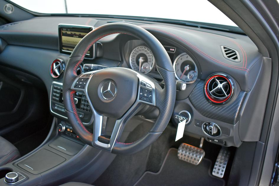 2013 Mercedes-Benz A 250 Hatch