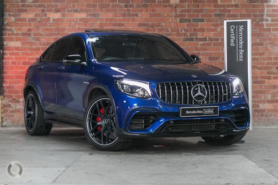 2018 Mercedes-Benz GLC 63 AMG S