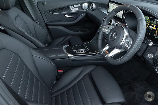 2020 Mercedes-Benz GLC 43 AMG