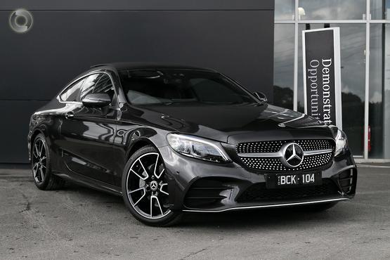 2019 Mercedes-Benz <br>C-CLASS