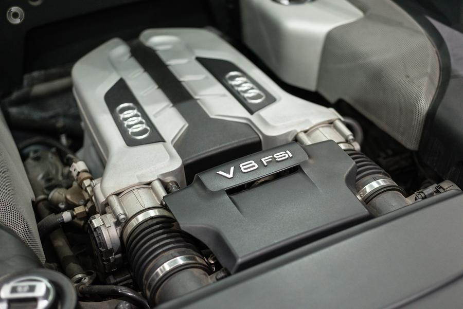2008 Audi R8  (No Series)