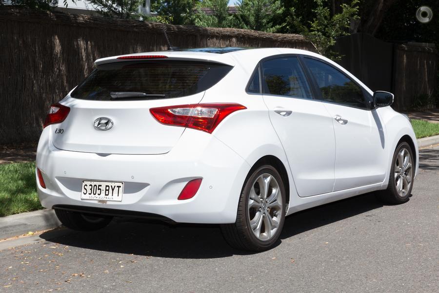 2013 Hyundai i30 Elite GD
