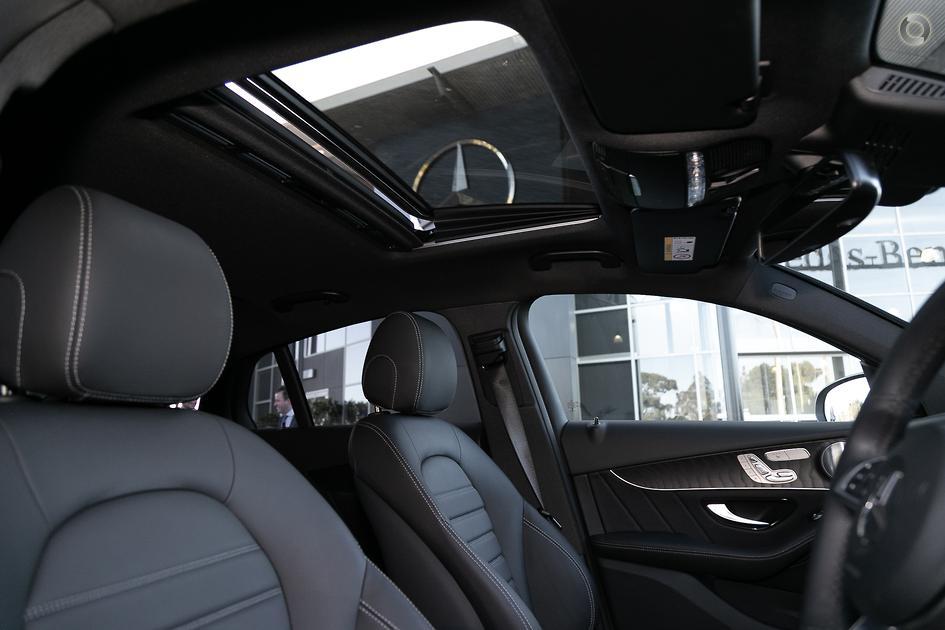 2019 Mercedes-Benz GLC-CLASS Coupe