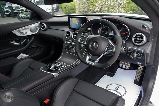 2018 Mercedes-Benz C 43 AMG