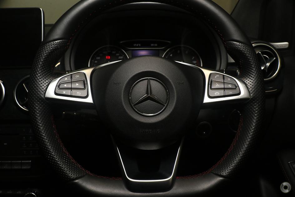 2015 Mercedes-Benz B 250 Hatch
