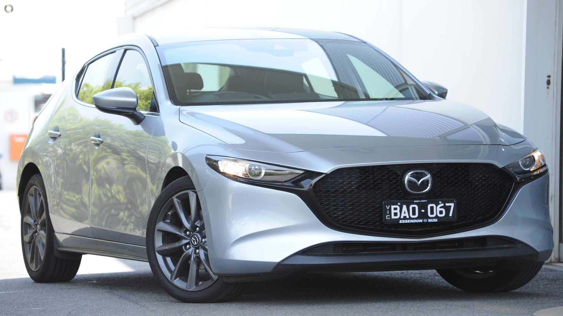 2019 Mazda 3 G25 GT BP Series