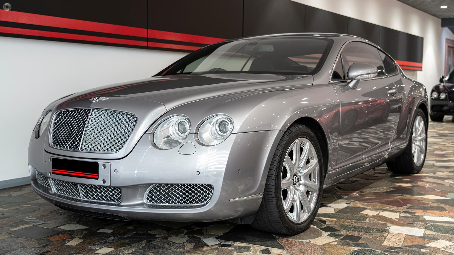 2005 Bentley Continental 3W