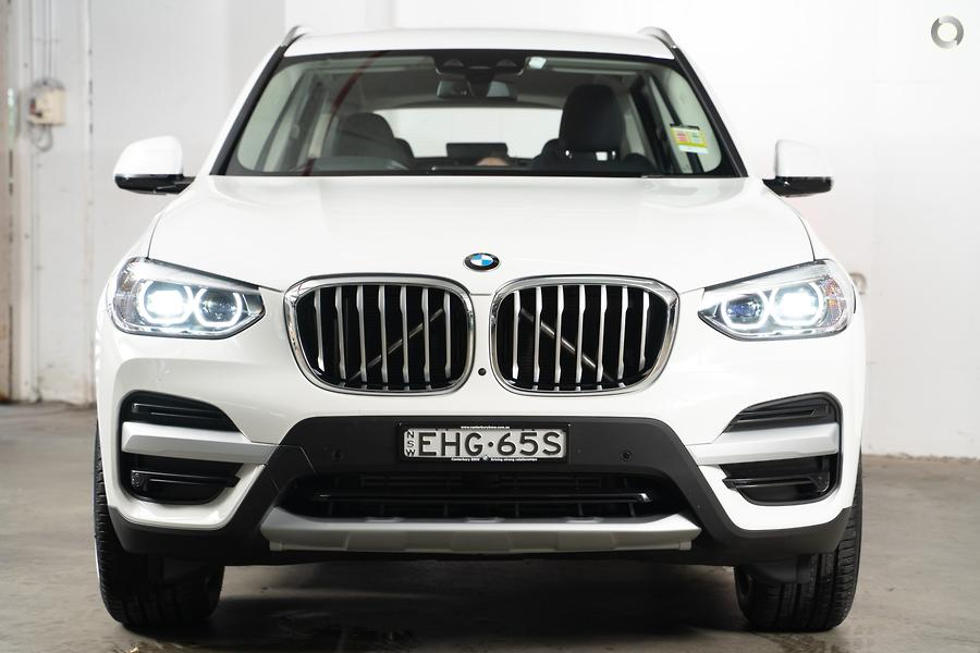 2020 BMW X3 sDrive20i