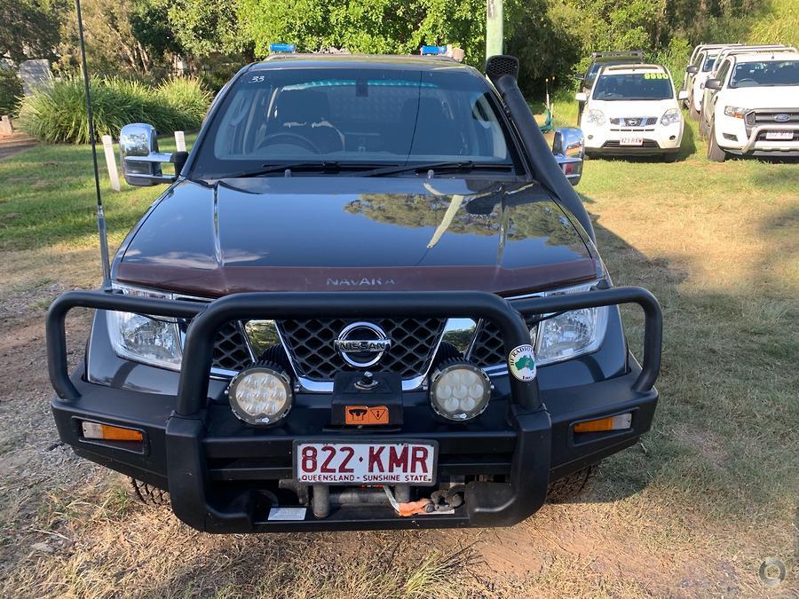 2007 Nissan Navara ST-X