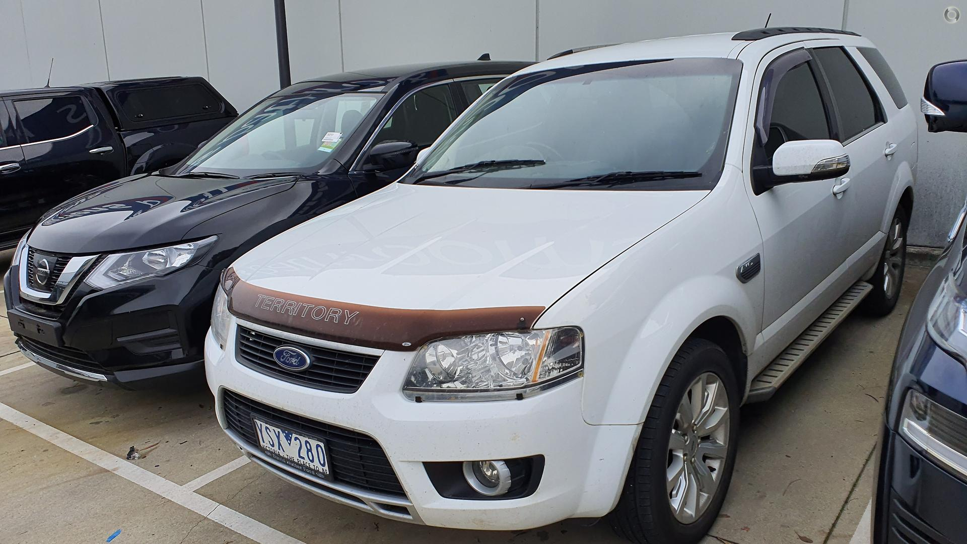 2010 Ford Territory SY MKII