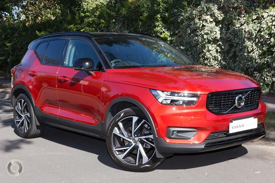 2018 Volvo XC40 T5 R-Design (No Series)