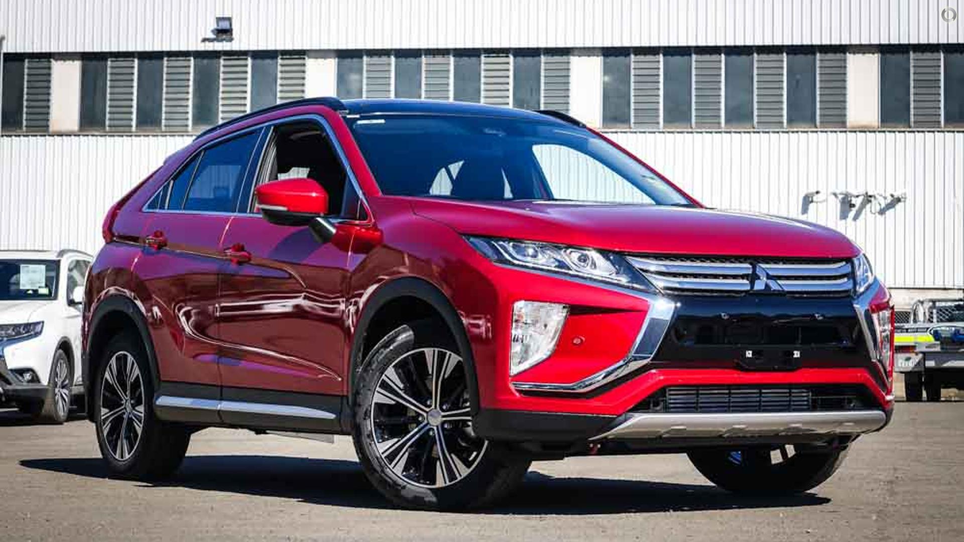 2019 Mitsubishi Eclipse Cross YA