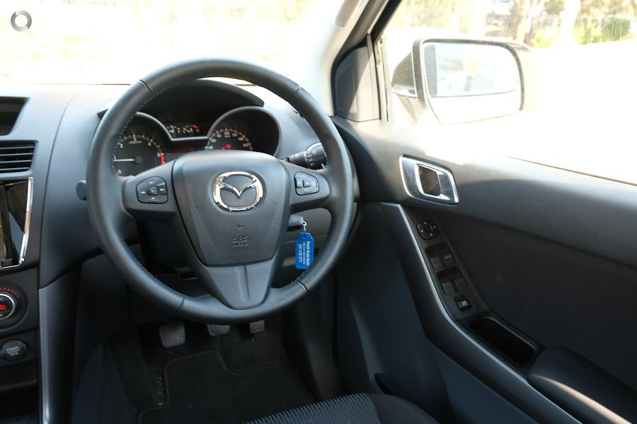 2018 Mazda Bt-50 XTR Hi-Rider UR