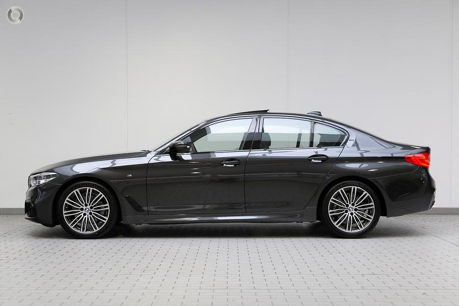 2019 BMW 520i M Sport