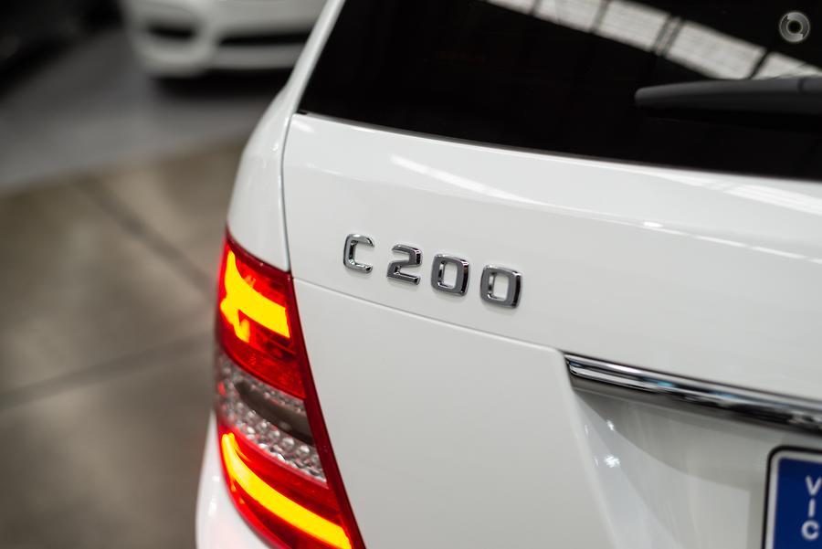 2014 Mercedes-Benz C200 Avantgarde W204 - Ezyauto Prestige