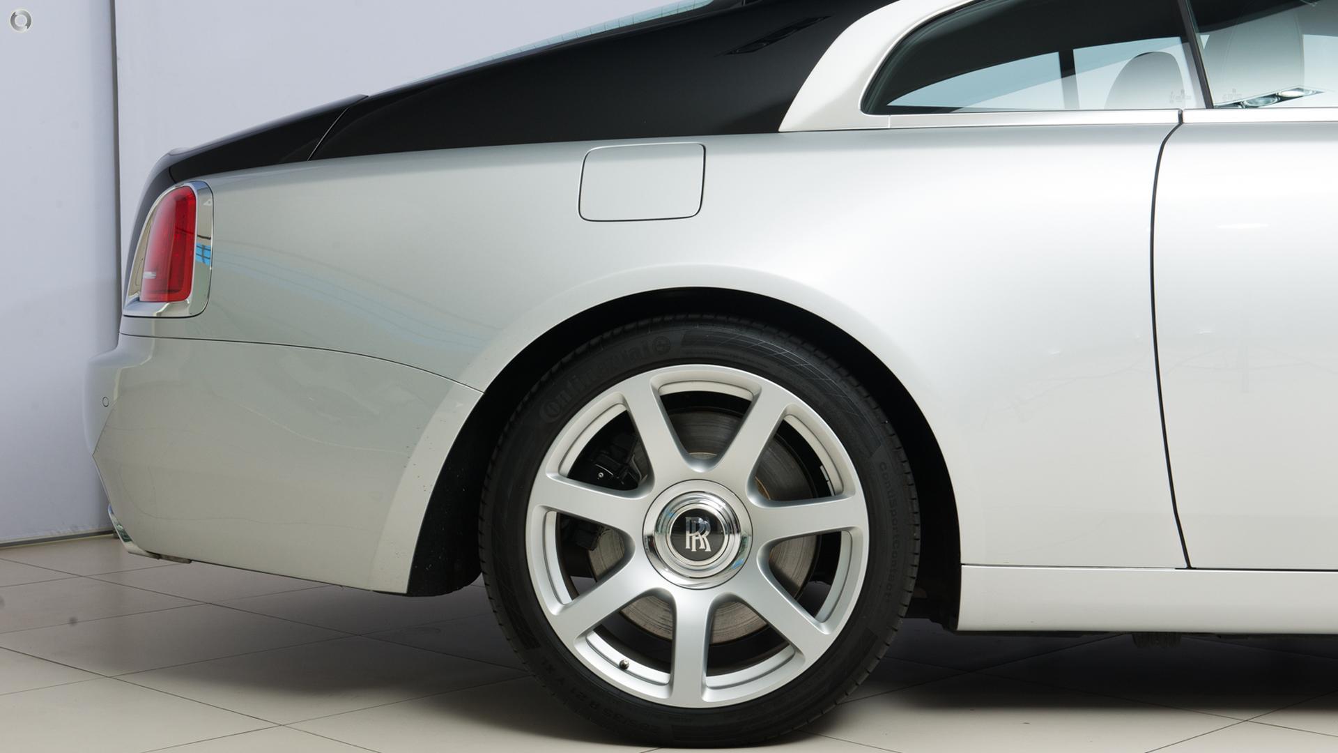 2015 Rolls-Royce Wraith  (No Series)