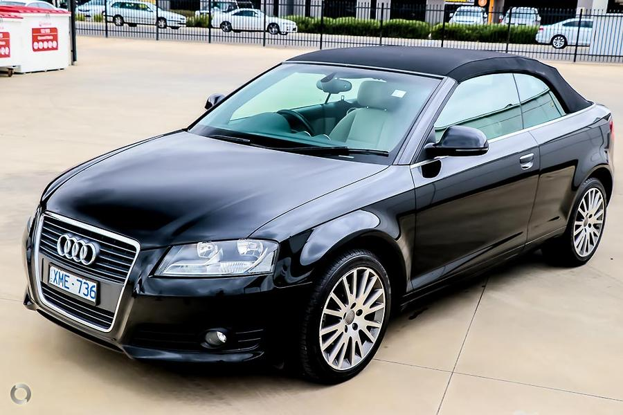 2010 Audi A3 TFSI Attraction 8P