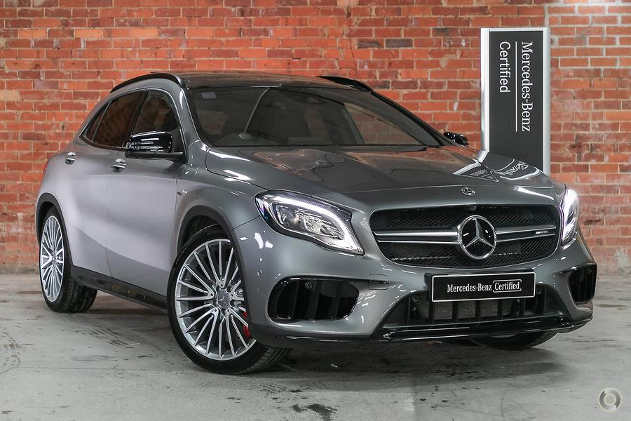 2019 Mercedes Benz Gla45 Amg X156 Patterson Cheney Group