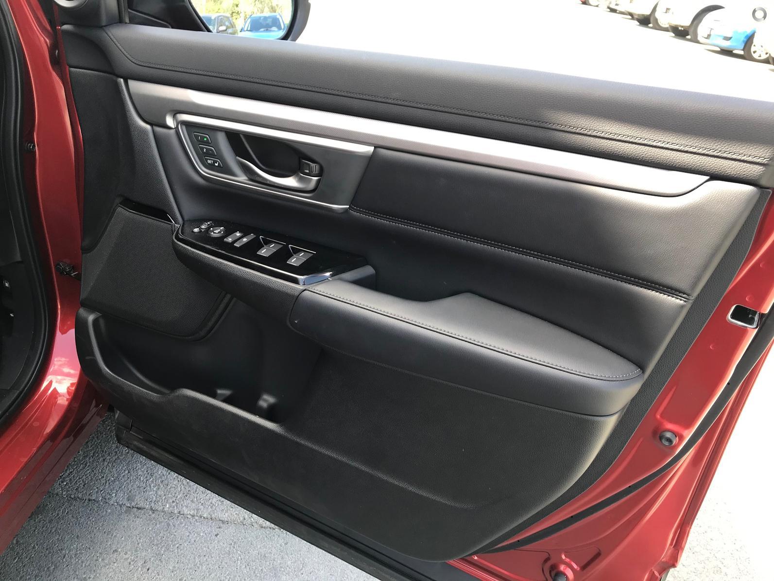 2018 Honda Cr-v VTi-LX RW
