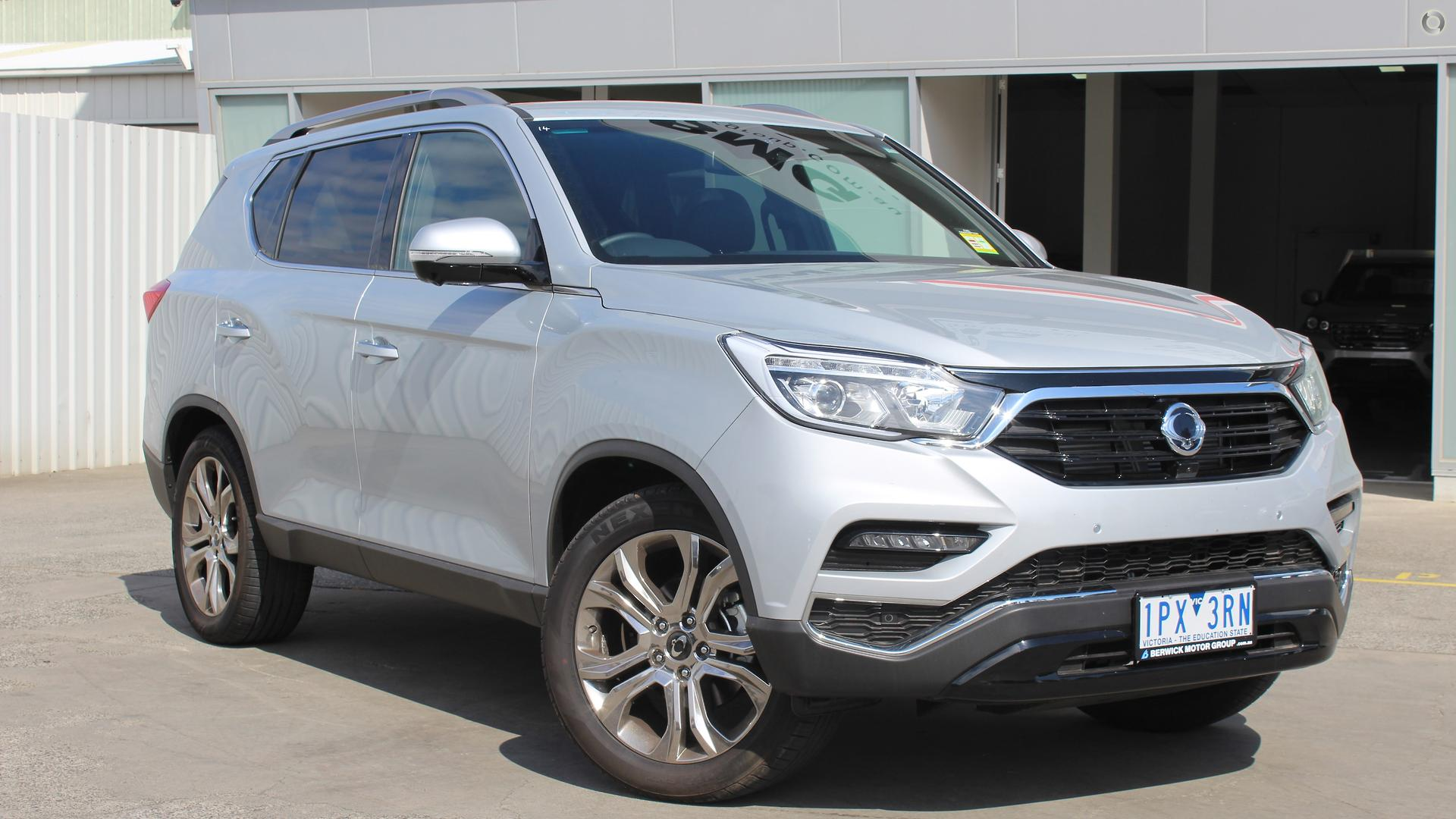 2019 SsangYong Rexton Y400