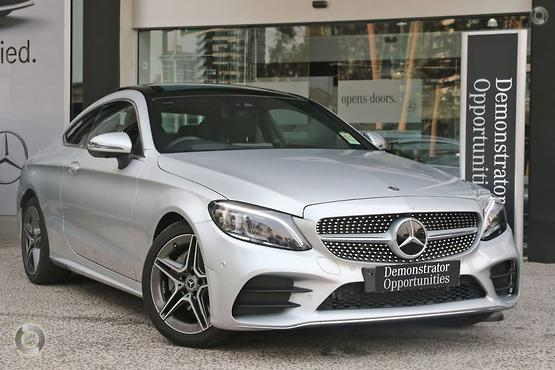 2019 Mercedes-Benz C 200
