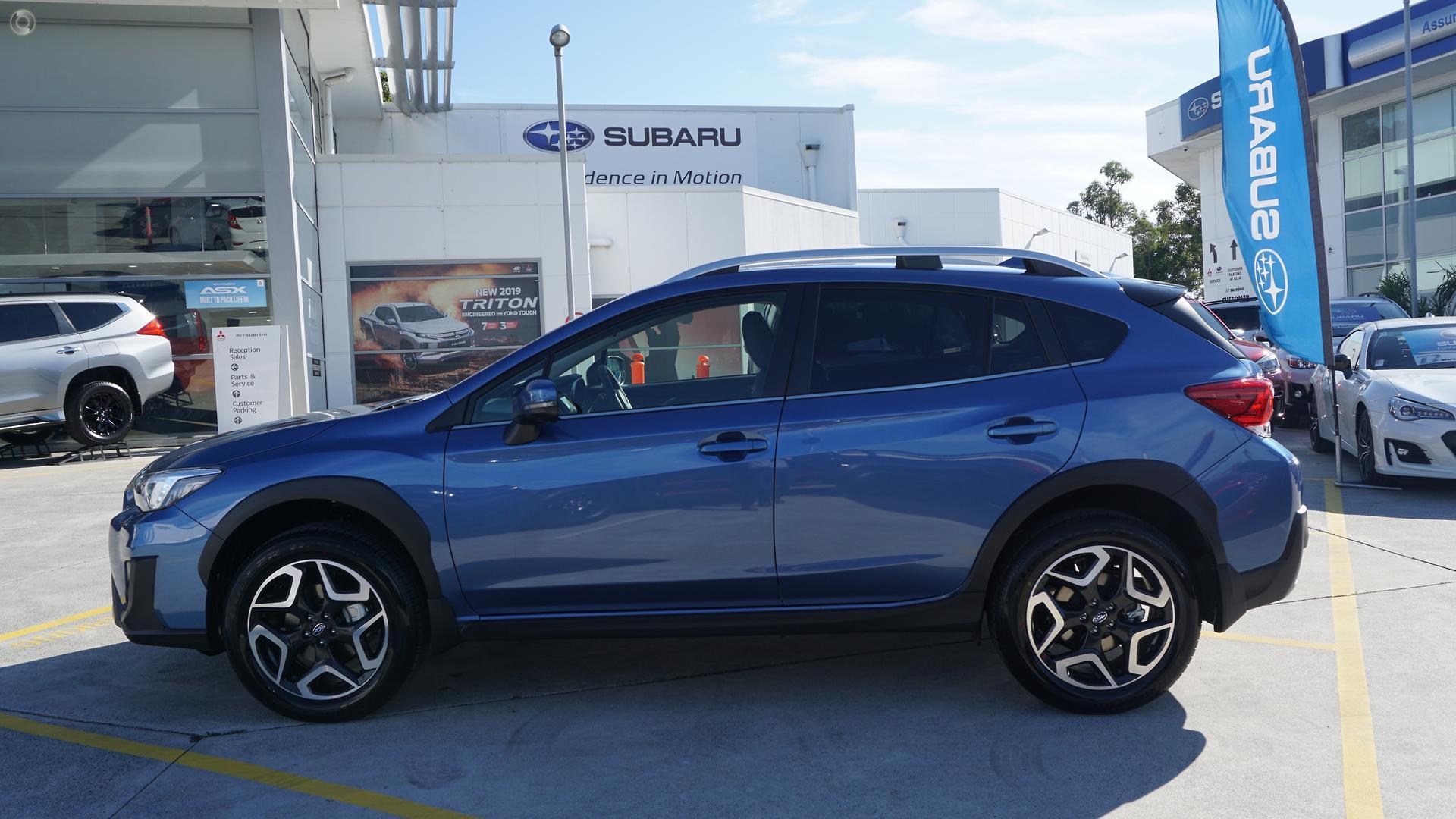 2020 Subaru Xv 2.0i-S G5X