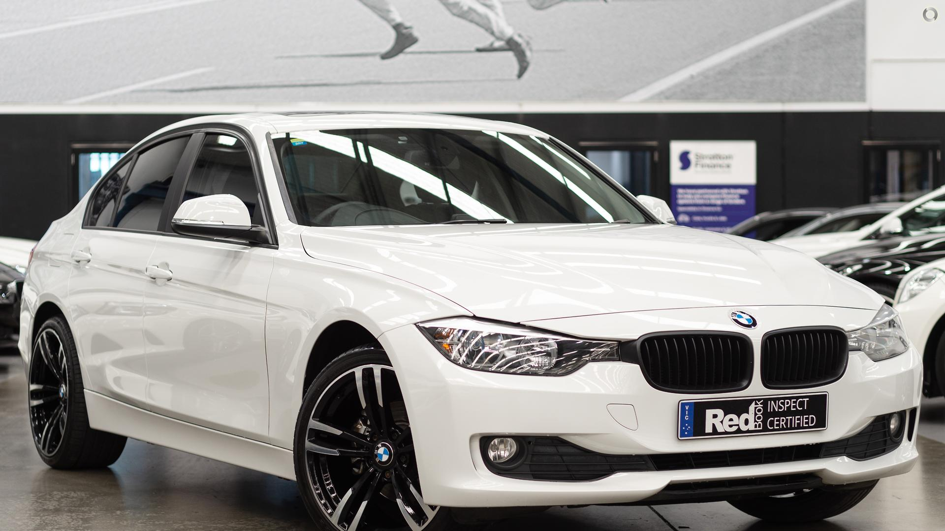 2013 BMW 3 Series F30