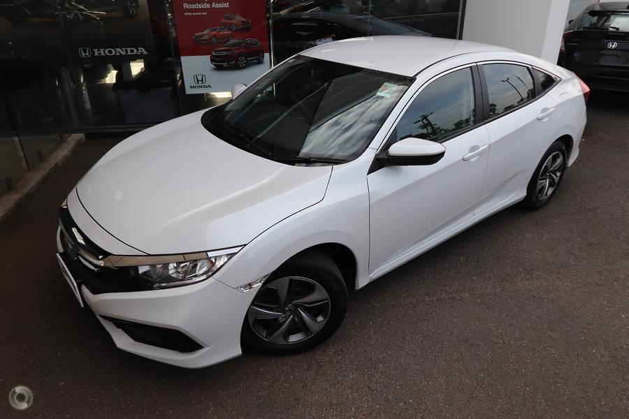 2020 Honda Civic VTi 10th Gen