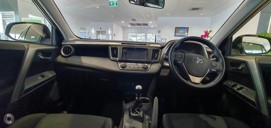 2013 Toyota RAV4 GX ZSA42R