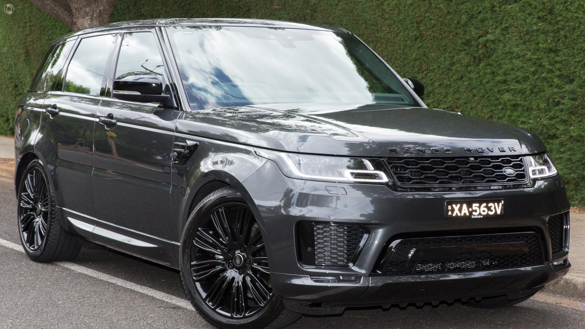 2019 Land Rover Range Rover Sport L494