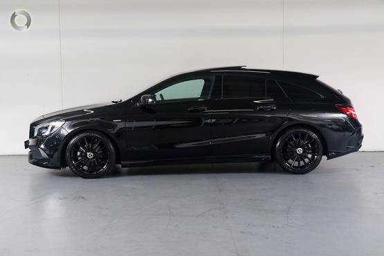 2018 Mercedes-Benz CLA 200