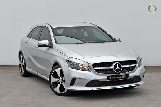 2016 Mercedes-Benz A 200 D