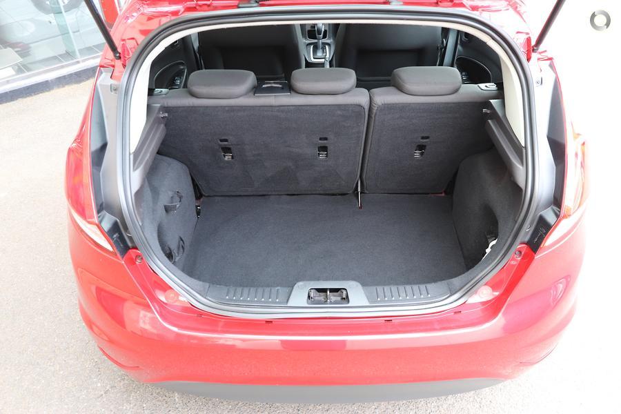 2016 Ford Fiesta Ambiente WZ