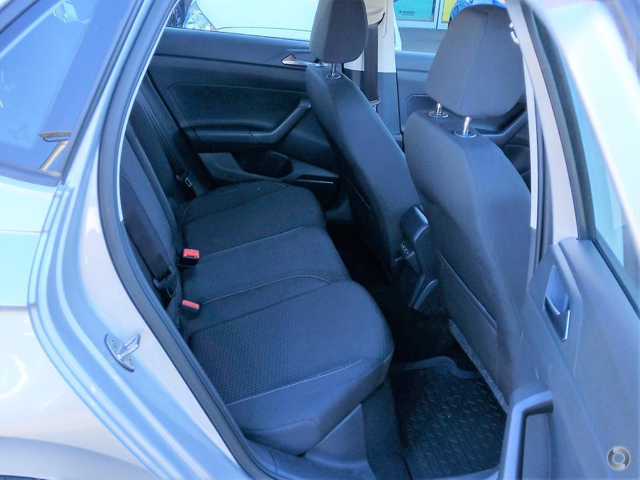 2018 Volkswagen Polo 85TSI Comfortline AW