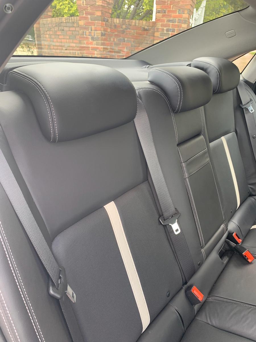 2017 Holden Caprice V WN Series II