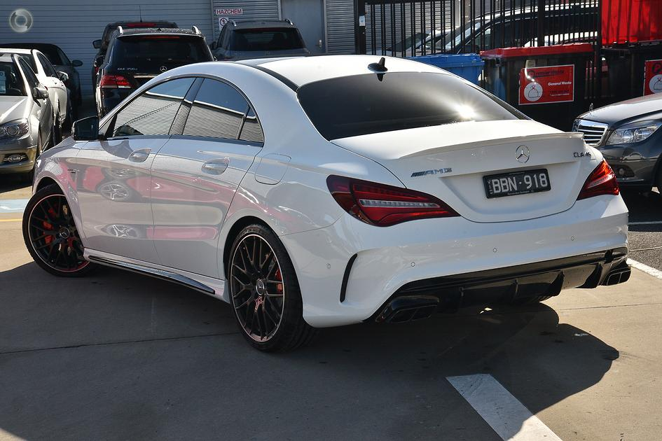 2019 Mercedes-Benz CLA 45 AMG Coupe