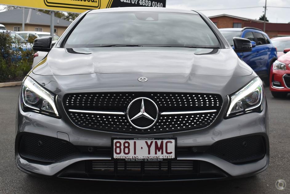 2018 Mercedes-Benz CLA 220 D Coupe