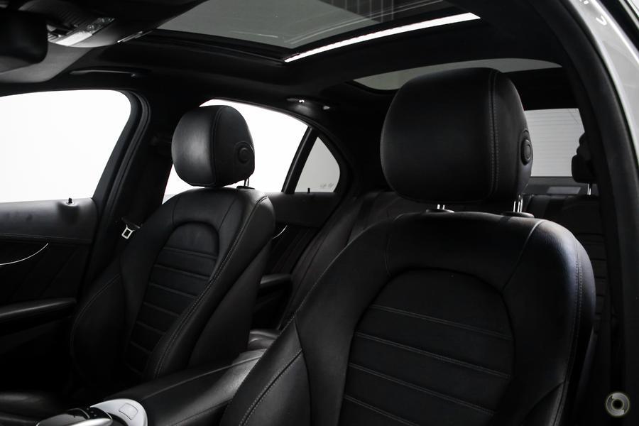 2015 Mercedes-Benz C250 BlueTEC  W205