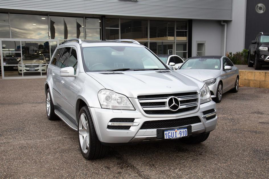 2011 Mercedes-Benz GL 450 CDI LUXURY Wagon