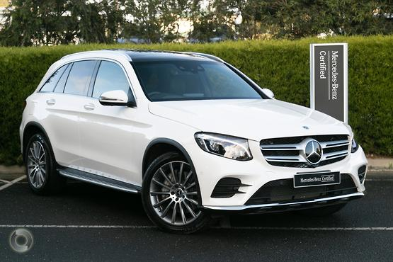 2019 Mercedes-Benz GLC 250 D