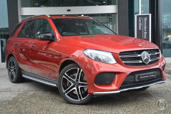 2016 Mercedes-Benz <br>GLE 43