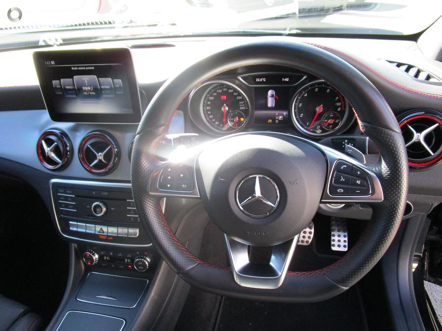 2017 Mercedes-benz Cla-class CLA250 Sport X117
