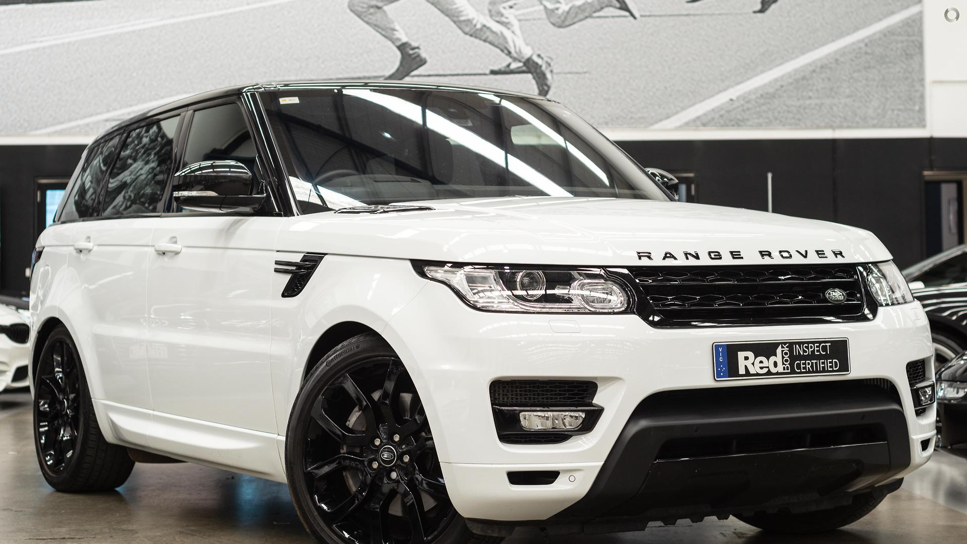 2015 Land Rover Range Rover Sport L494