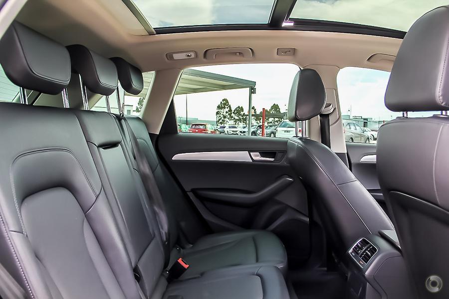 2012 Audi Q5 TFSI 8R