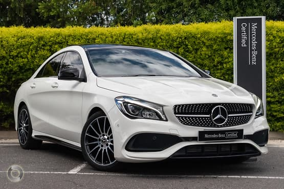2017 Mercedes-Benz <br>CLA 200